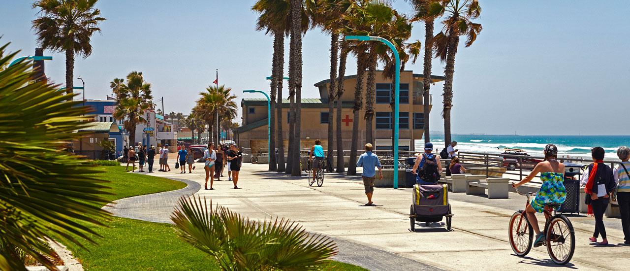 San Diego, California Attractions