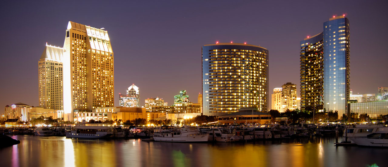 San Diego Tour Package at California Hotel