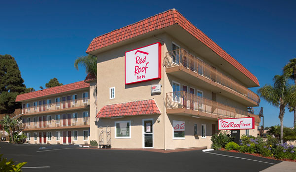 San Diego Hotel Reviews Red Roof Inn Pacific Beach Seaworld