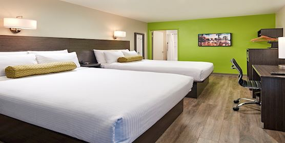 SureStay Hotel by Best Western - San Diego/Pacific Beach Double Queen Room